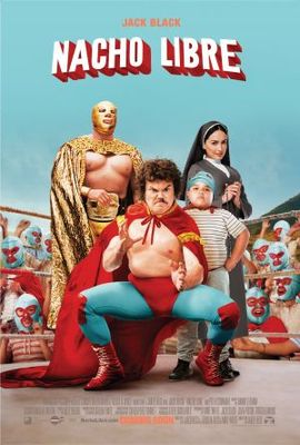 Nacho Libre movie poster (2006) poster MOV_dffb51d1