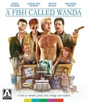 A Fish Called Wanda movie poster (1988) picture MOV_9efe35fa