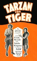 Tarzan the Tiger movie poster (1929) picture MOV_dl7luwuh