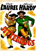 Jitterbugs movie poster (1943) picture MOV_dme1u17w