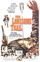 The Lonesome Trail movie poster (1955) picture MOV_dtuewvec
