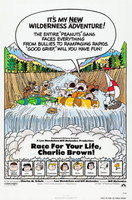 Race for Your Life, Charlie Brown movie poster (1977) picture MOV_dwbbw6vl
