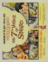 The 7th Voyage of Sinbad movie poster (1958) picture MOV_e006e1a8