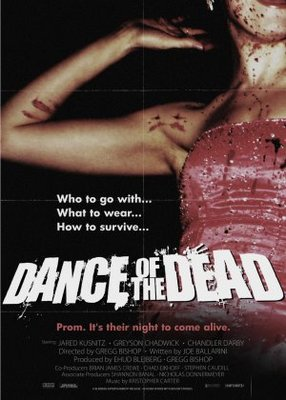 Dance of the Dead movie poster (2008) poster MOV_e00fbbd7