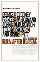 Burn After Reading movie poster (2008) picture MOV_e016390f