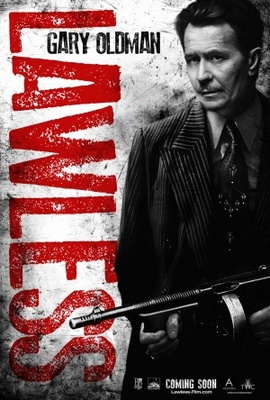 Lawless movie poster (2012) poster MOV_e0188368