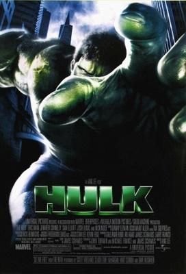 Hulk movie poster (2003) poster MOV_e01c0a44
