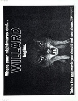 Willard movie poster (1971) picture MOV_e01da6a1