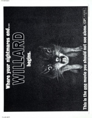 Willard movie poster (1971) poster MOV_e01da6a1