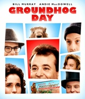Groundhog Day movie poster (1993) picture MOV_e01df1b3