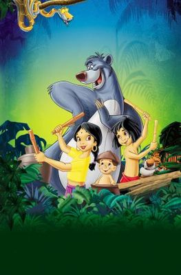 The Jungle Book 2 movie poster (2003) poster MOV_e02045e7