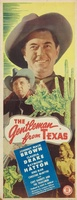 Gentleman from Texas movie poster (1946) picture MOV_579d2e29