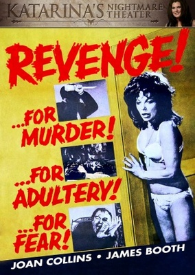 Revenge movie poster (1971) poster MOV_e027518a