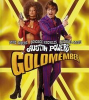 Austin Powers in Goldmember movie poster (2002) picture MOV_e0277832
