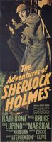 The Adventures of Sherlock Holmes movie poster (1939) picture MOV_e036aa38