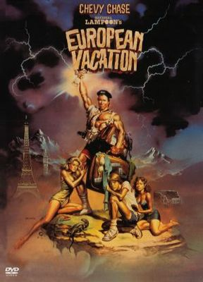 European Vacation movie poster (1985) poster MOV_e037ac72