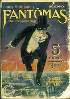 Fantômas contre Fantômas movie poster (1914) picture MOV_e039e150