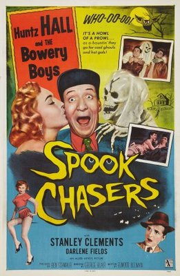 Spook Chasers movie poster (1957) poster MOV_e03a6847