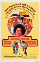 The Monkey Hu$tle movie poster (1976) picture MOV_e0418f88
