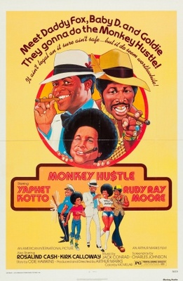 The Monkey Hu$tle movie poster (1976) poster MOV_e0418f88