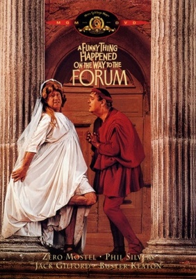 A Funny Thing Happened on the Way to the Forum movie poster (1966) poster MOV_e0432dd5