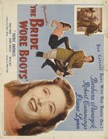 The Bride Wore Boots movie poster (1946) picture MOV_e04699a4