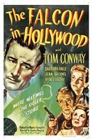The Falcon in Hollywood movie poster (1944) picture MOV_e0558d76