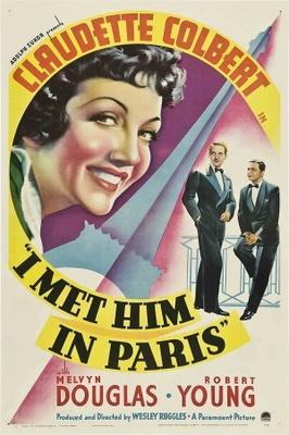 I Met Him in Paris movie poster (1937) poster MOV_e05ae7fd