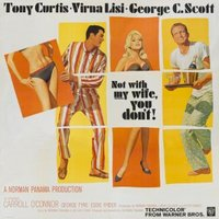 Not with My Wife, You Don't! movie poster (1966) picture MOV_e05aebe0