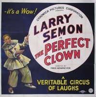 The Perfect Clown movie poster (1925) picture MOV_e05b4829