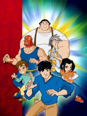 Jackie Chan Adventures movie poster (2000) poster MOV_e05c1231