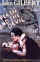 Flesh and the Devil movie poster (1926) picture MOV_e05e0120