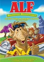ALF: The Animated Series movie poster (1989) picture MOV_e061372b