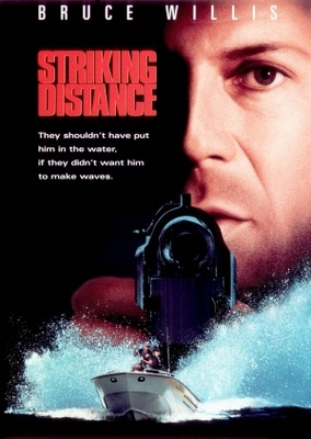 Striking Distance movie poster (1993) poster MOV_e066ca8b
