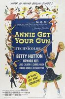 Annie Get Your Gun movie poster (1950) picture MOV_e068dcad