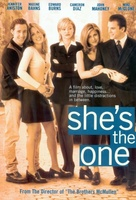 She's the One movie poster (1996) picture MOV_e06f296a