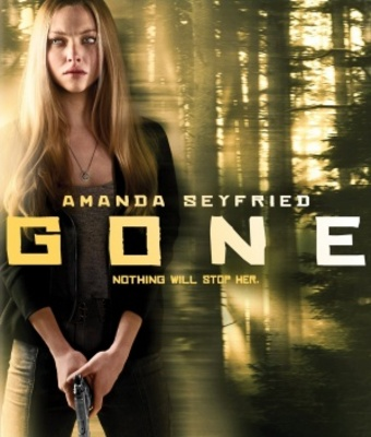 Gone movie poster (2012) poster MOV_e0700a0d