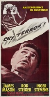 Cry Terror! movie poster (1958) picture MOV_e086eae8