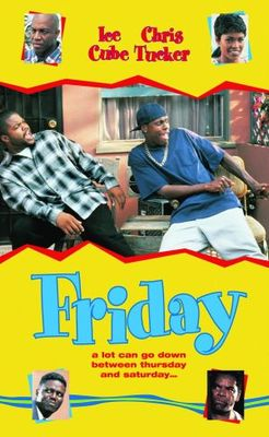 Friday movie poster (1995) poster MOV_e08a4037