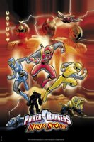 Power Rangers Ninja Storm movie poster (2003) picture MOV_e08b05b7