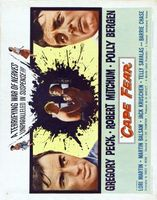 Cape Fear movie poster (1962) picture MOV_e09189e8