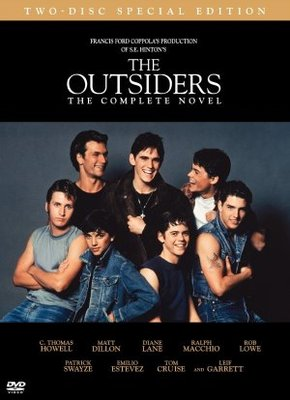 The Outsiders movie poster (1983) poster MOV_e0945f77
