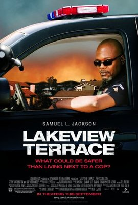 Lakeview Terrace movie poster (2008) poster MOV_e0a1e646