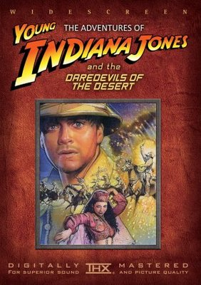 The Young Indiana Jones Chronicles movie poster (1992) poster MOV_e0b21a6b