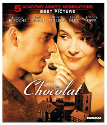 Chocolat movie poster (2000) poster MOV_e0b22b44