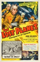 The Lost Planet movie poster (1953) picture MOV_e0b52446