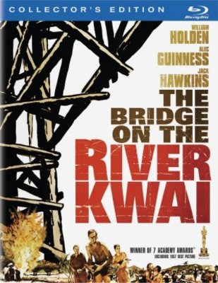 The Bridge on the River Kwai movie poster (1957) poster MOV_e0b84527