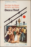 Once a Thief movie poster (1965) picture MOV_e0bf6d83