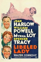 Libeled Lady movie poster (1936) picture MOV_e0c101ea