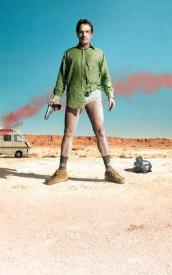 Breaking Bad movie poster (2008) poster MOV_e0cb6506